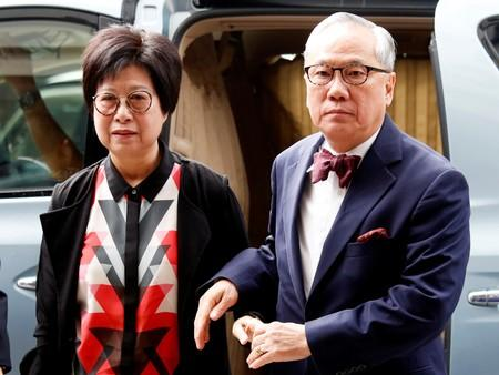 Hong Kong court quashes conviction of former leader Donald Tsang