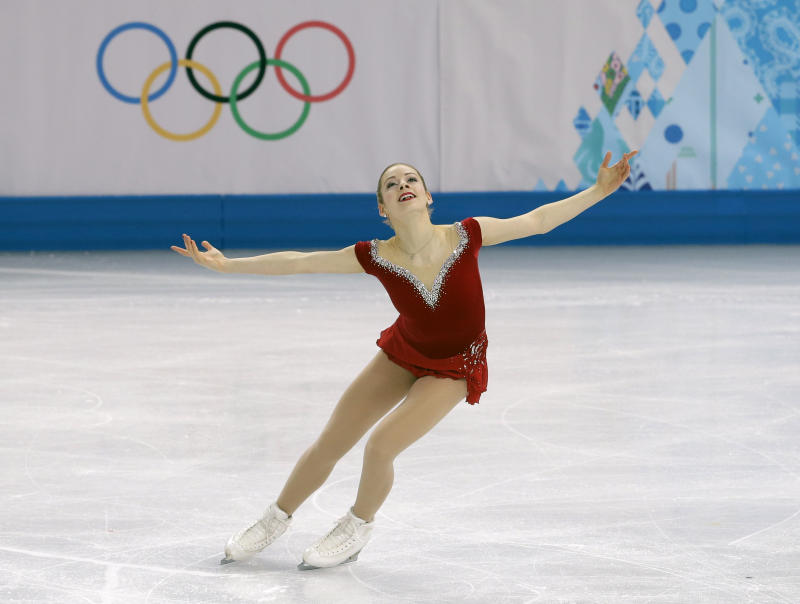 Gracie Gold brave in taking leave from figure skating to tackle ...
