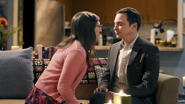 """In the early days of """"The Big Bang Theory,"""" series co-creator Chuck Lorre  spoke about the Sheldon character being asexual – or really, just choosing  not to ..."""