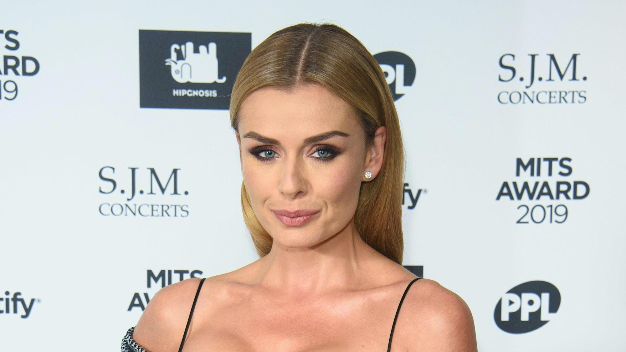 Katherine Jenkins: What I had to learn in lockdown