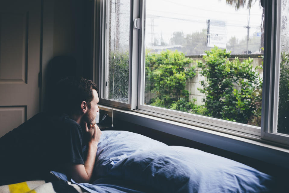"""""""Quarantine fatigue"""" may be on the rise, but health experts warn this can be a dangerous mindset. (Credit: Getty)"""