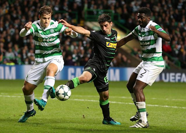 <span>Celtic might not have had the most successful season in Europe, but their league form has been outstanding</span> <span>Credit: Scott Heppell/AP </span>