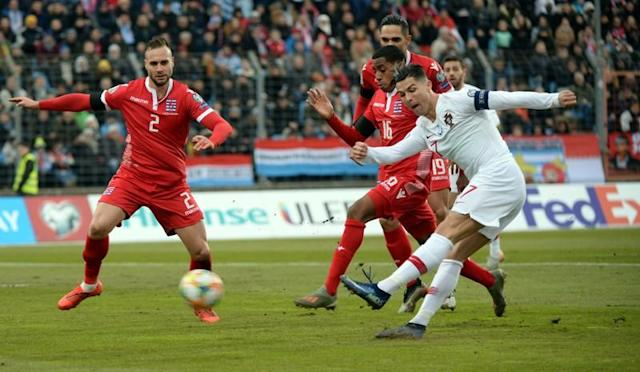Euro 2020 Qualifier - Group B - Luxembourg v Portugal