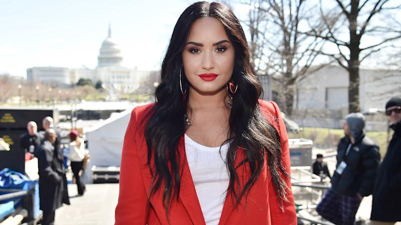 Demi Lovato Calls Her New Song 'Anyone' a 'Cry For Help' After Her Overdose
