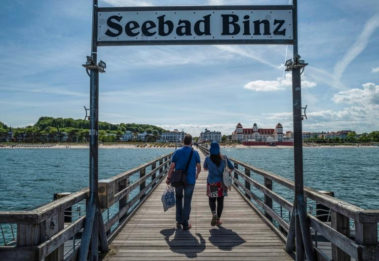 The beaches in the state of Mecklenburg-Western Pomerania, open to state residents since May 18, will open to residents of other German states on May 25