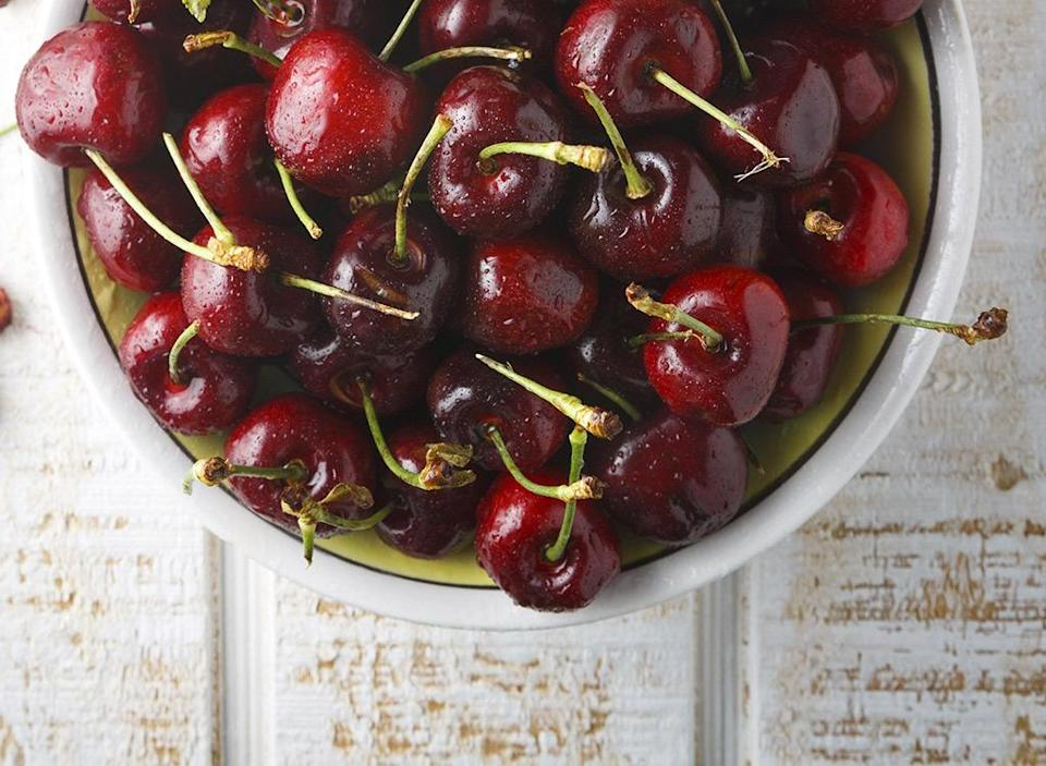 """What do cherry pie, rosé, and Honey Nut Cheerios all have in common? With rising temperatures, increases in drought, and infections sweeping lucrative farms and forests, a good chunk of our global food supply is on the brink of extinction. Global warming threatens many of our go-to <a rel=""""nofollow noopener"""" href=""""https://www.eatthis.com/foods-to-meal-prep/?utm_source=msn&utm_medium=feed&utm_campaign=msn-feed"""" target=""""_blank"""" data-ylk=""""slk:meal prep staples"""" class=""""link rapid-noclick-resp"""">meal prep staples</a> and comfort foods alike, as climate change swaps the security of steady temps with wacky weather patterns unfit for agriculture. While we're no crystal-ball-clad psychics, we dug up some research that suggests these 15 foods may disappear—or drastically subside—during our lifetimes. Unfortunate as it is, it might be time to kick that caffeine and cocoa addiction to the curb. Find out what else you may have to come to terms with living without. And if you want healthy recipes, supermarket shopping guides, and essential nutrition tips at your fingertips, subscribe to the new <em>Eat This, Not That!</em> magazine now! For a limited time, you can save 50 percent off the cover price—click <a rel=""""nofollow noopener"""" href=""""https://www.magazine.store/eat-this-not-that/?utm_source=glv&utm_medium=internal&utm_campaign=i803ntfw760a"""" target=""""_blank"""" data-ylk=""""slk:here"""" class=""""link rapid-noclick-resp"""">here</a>!"""