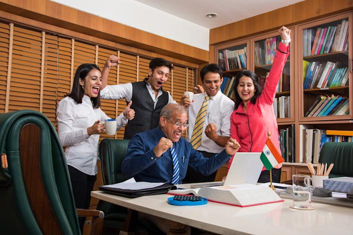 A happy workforce is a productive workforce, and gender equality is essential to bring that about. (Photo: Shutterstock)