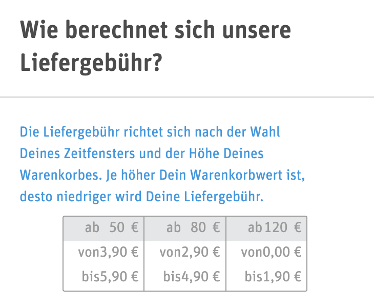 Screenshot: Rewe.de