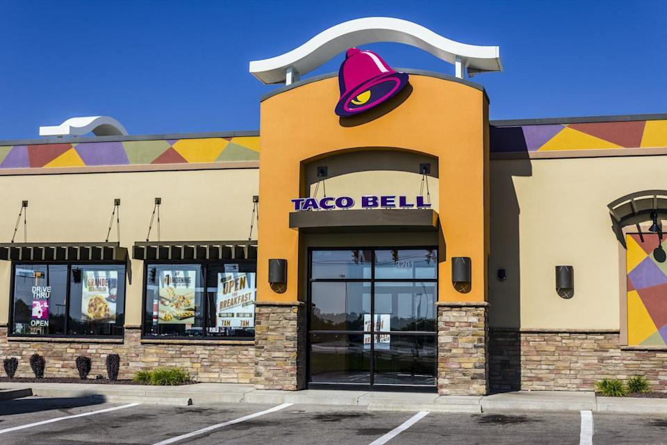 "<p>Taco Bell is the No. 1 fast food chain in <a href=""https://www.theactivetimes.com/featured/best-states-raise-family?referrer=yahoo&category=beauty_food&include_utm=1&utm_medium=referral&utm_source=yahoo&utm_campaign=feed"" rel=""nofollow noopener"" target=""_blank"" data-ylk=""slk:the family-friendly state"" class=""link rapid-noclick-resp"">the family-friendly state</a> of Vermont.</p>"