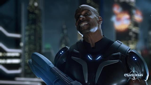 Here's hoping we get some news on 'Crackdown 3.'