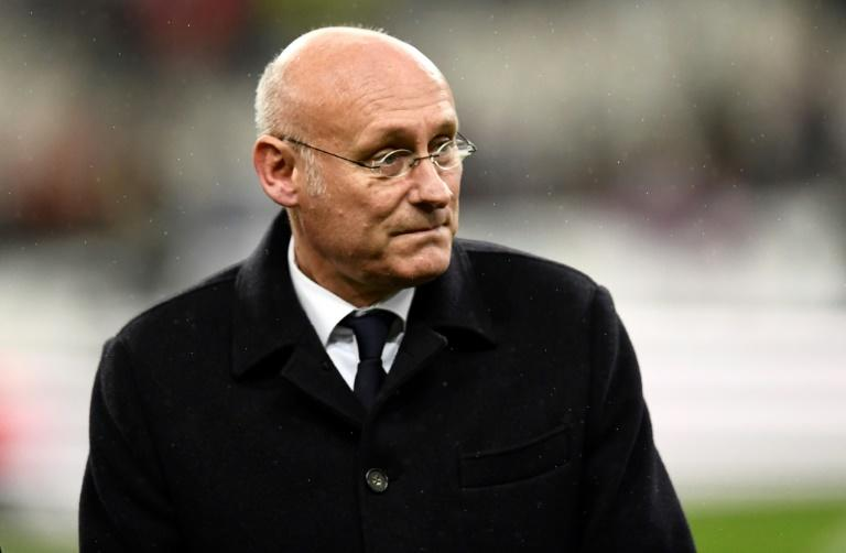 French rugby president Laporte questioned over favouritism suspicions
