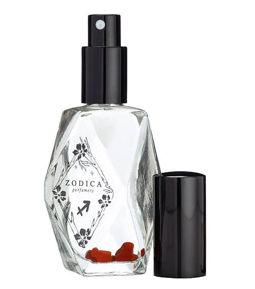 """<a href=""""https://www.qvc.com/Zodica-Crystal-Infused-Zodiac-Perfume-17-fl-oz.product.A419568.html"""" rel=""""nofollow noopener"""" target=""""_blank"""" data-ylk=""""slk:Zodica Crystal Infused Zodiac Perfume"""" class=""""link rapid-noclick-resp""""><h2>Zodica Crystal Infused Zodiac Perfume</h2></a>This perfume comes in a different version for each star sign. The Sagittarius blend is the perfect mixture of berries and spice for their sweet-and-sour fiery vibe, Stardust says. <br> <br> <strong>Zodica</strong> Zodica Crystal Infused Zodiac Perfume, $, available at <a href=""""https://www.qvc.com/Zodica-Crystal-Infused-Zodiac-Perfume-17-fl-oz.product.A419568.html"""" rel=""""nofollow noopener"""" target=""""_blank"""" data-ylk=""""slk:QVC"""" class=""""link rapid-noclick-resp"""">QVC</a>"""