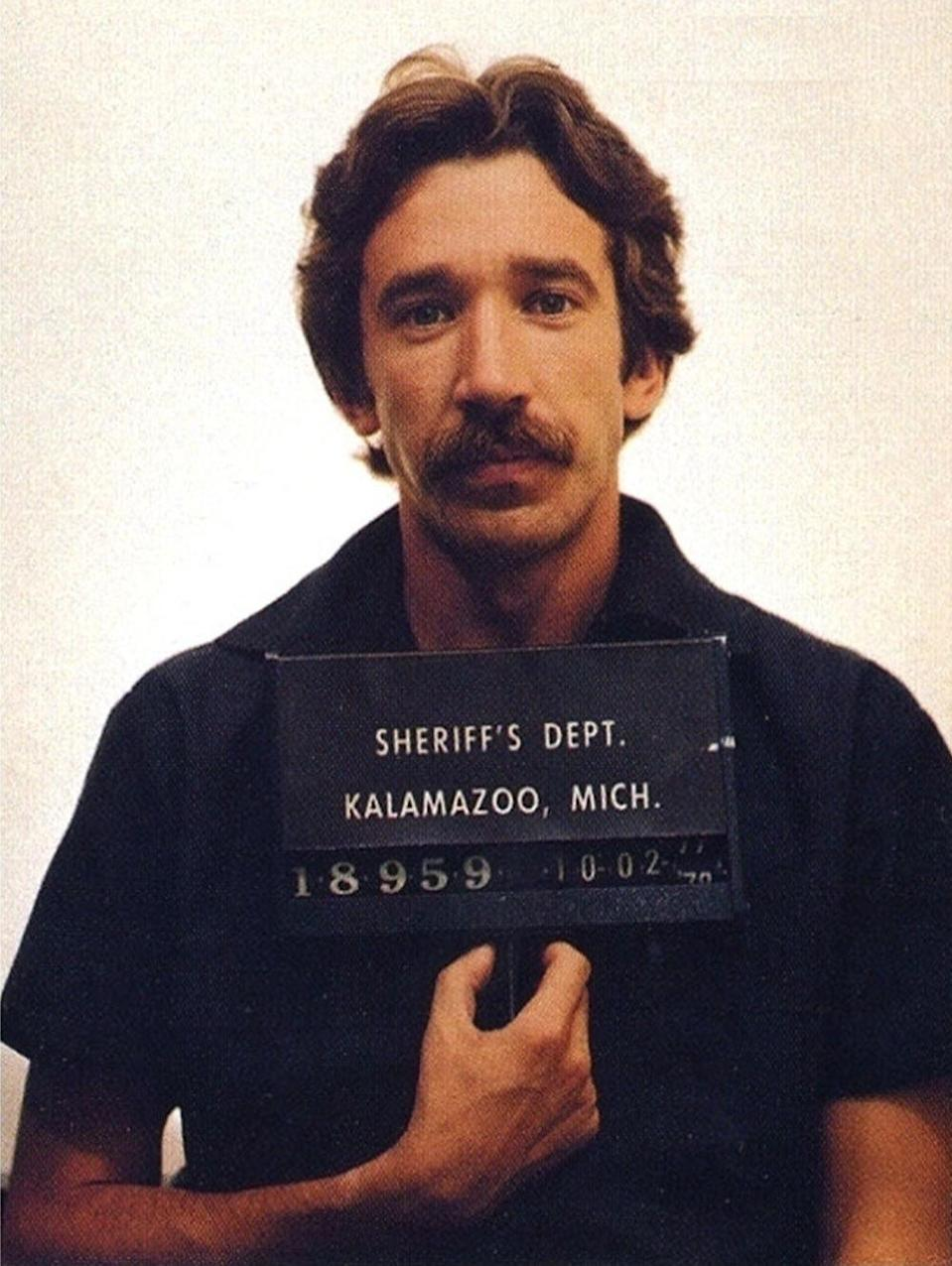 Tim Allen The future Buzz Lightyear was caught trying to sell cocaine to an undercover cop in 1978. He served two years in prison.