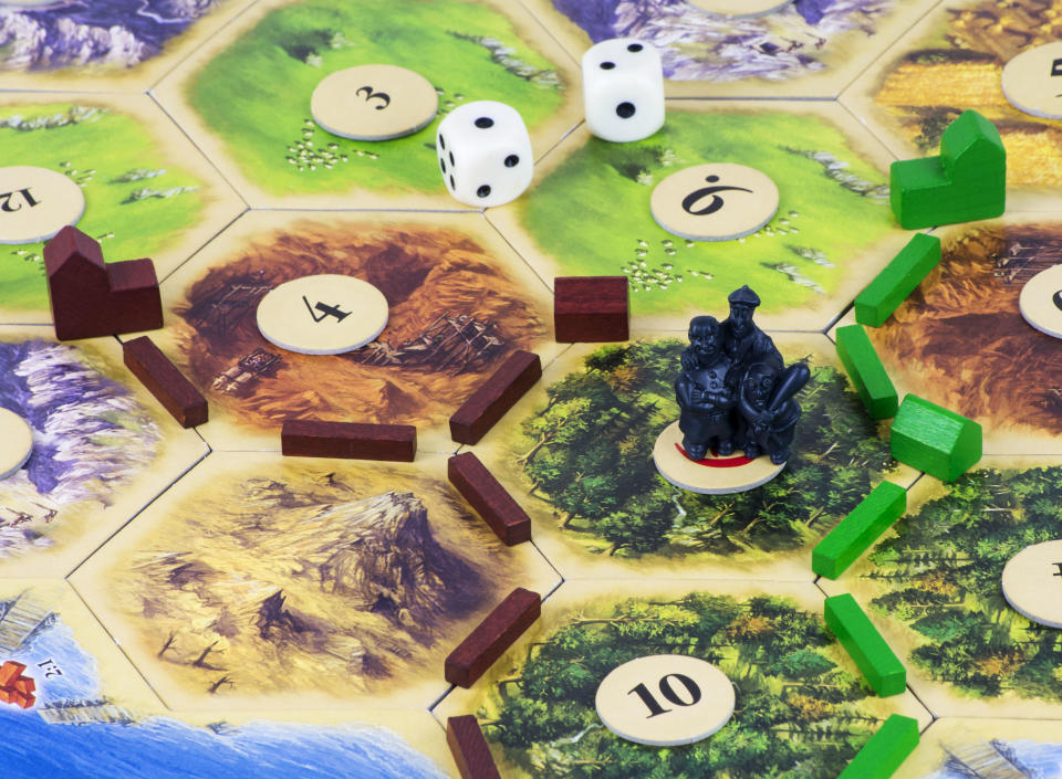 Singapore - Catan, a 25-year-old game is making a comeback in recent years
