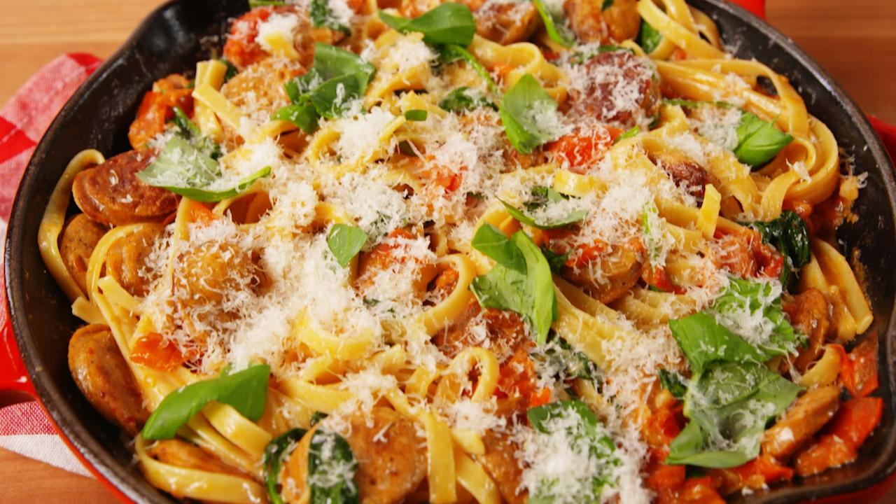 <p>Give us all the pasta.</p>