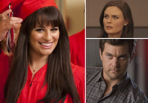 Fall TV: Fox Sets Premiere Dates Leading Off With X Factor and Glee, Touch Gets Late Start