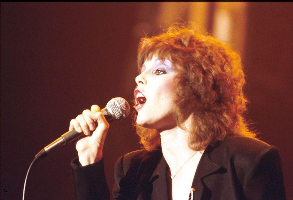 """<p>The four-time Grammy Award winner sang the '80s hits """"Hit Me with Your Best Shot,"""" """"Love Is a Battlefield"""" and """"We Belong<em>."""" </em>Benatar released 12 studio albums and toured through her entire career.</p>"""