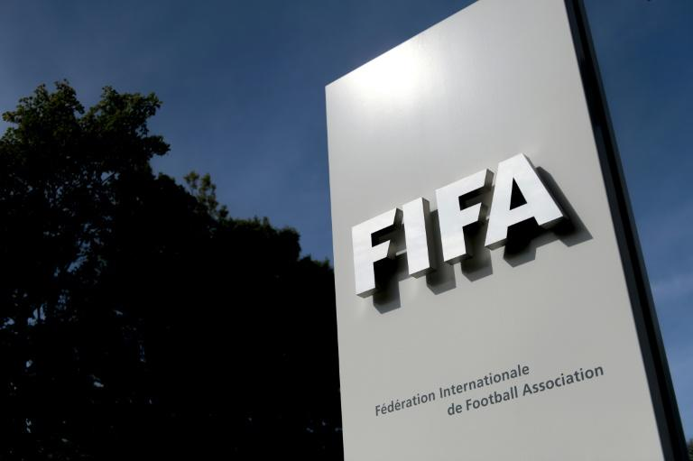 An indictment unsealed in New York on Monday detailed corruption allegations around the 2010 vote for 2018 and 2022 World Cups (AFP Photo/Fabrice COFFRINI)