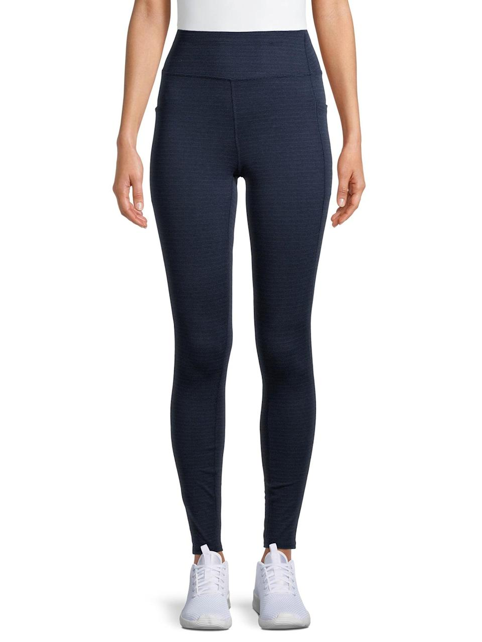 <p>You can never have enough leggings and these <span>Athletic Works Women's Performance Leggings</span> ($7, originally $17) are so comfortable.</p>