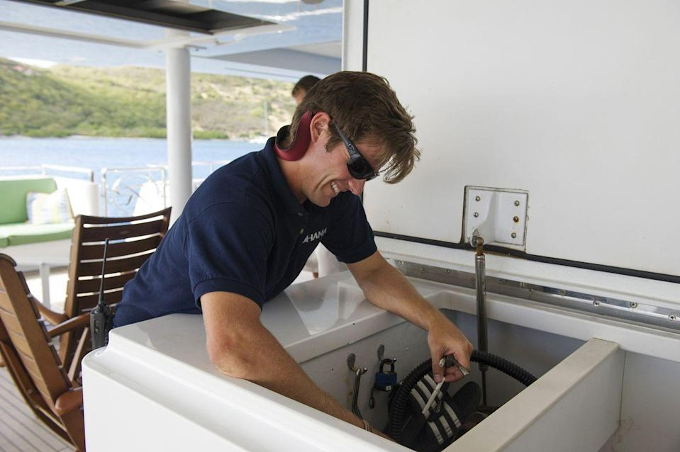 "<p><em>Below Deck</em> <a href=""https://www.nytimes.com/2020/06/29/style/below-deck-bravo.html"" rel=""nofollow noopener"" target=""_blank"" data-ylk=""slk:brings in new cast members"" class=""link rapid-noclick-resp"">brings in new cast members</a> every season, but often keeps the same captain and chief stew around for multiple seasons. However, no one signs on to be a <em>Below Deck</em> cast member indefinitely.</p>"