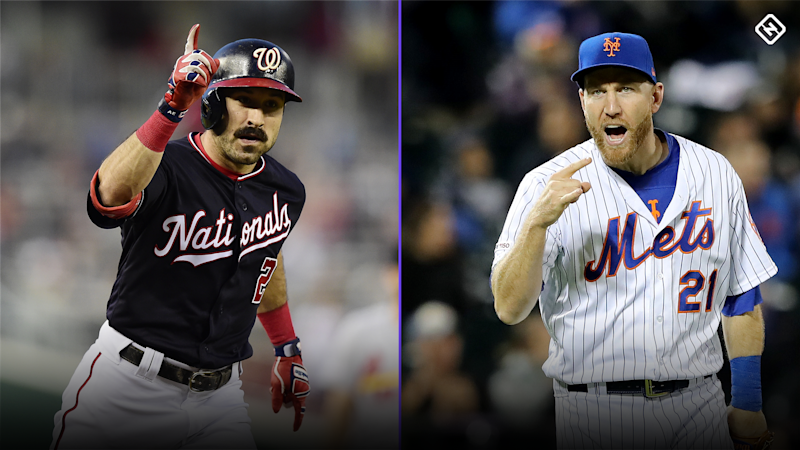 Todd Frazier responds to Adam Eaton quotes after Mets-Nationals skirmish