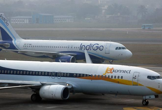 Indigo, Jet Airways, GoAir slash fares; starting price Rs 899