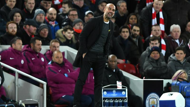 Anfield 'toughest stadium to visit' but defeat would not end City's title bid - Guardiola