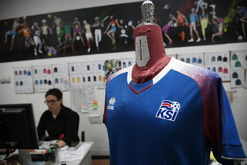 reputable site 117e5 7d00f Iceland bring a bit of missing Italy to World Cup