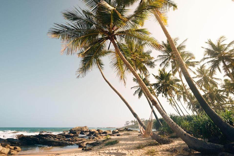 <p>If you're looking for untouched beaches, head to southeast Sri Lanka to enjoy the wide open sands of Tangalle Beach.</p>