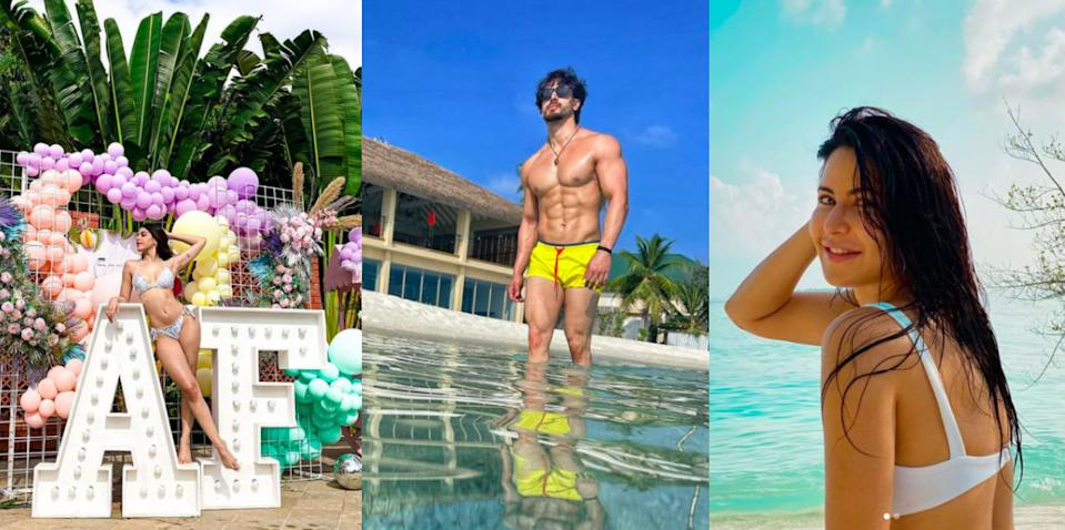 Photos: Travel diaries of Bollywood celebrities during Covid-19