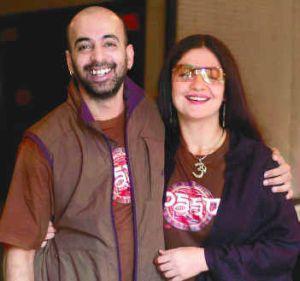 Pooja Bhatt and Manish Makhija