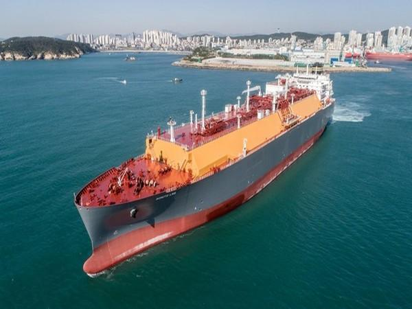 Korea Shipbuilding and Offshore Engineering to win orders worth 1.0936 trillion won for 10 ships. (Photo: Hyundai Heavy Industries)