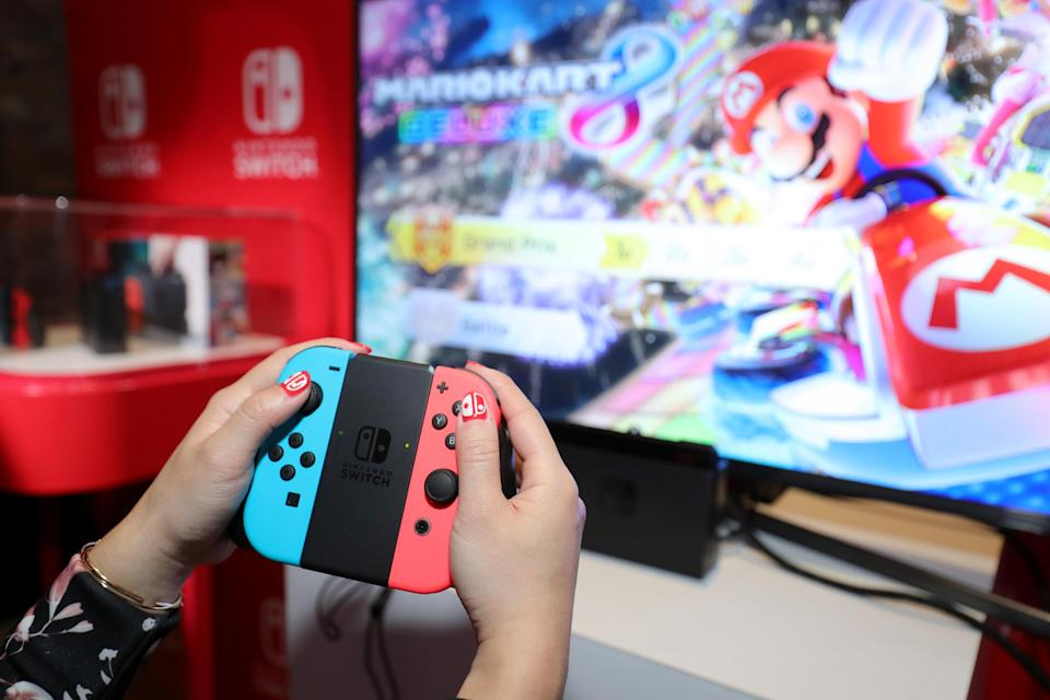 The Nintendo Switch has helped the company turn itself around.