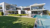 """<p>Dreaming of your own villa? This eight-bedroom property might cost €12.5 million, but it certainly has a lot to offer. Some of our favourite features include the heated infinity pool, air conditioning, underfloor heating, CCTV, smart kitchen with Gaggenau appliances and a rooftop lounge. </p><p>This property is currently on the market for €12,500,000 with Waratah Properties, Almancil, via <a href=""""https://www.rightmove.co.uk/properties/74579052#/"""" rel=""""nofollow noopener"""" target=""""_blank"""" data-ylk=""""slk:Rightmove"""" class=""""link rapid-noclick-resp"""">Rightmove</a>. </p>"""