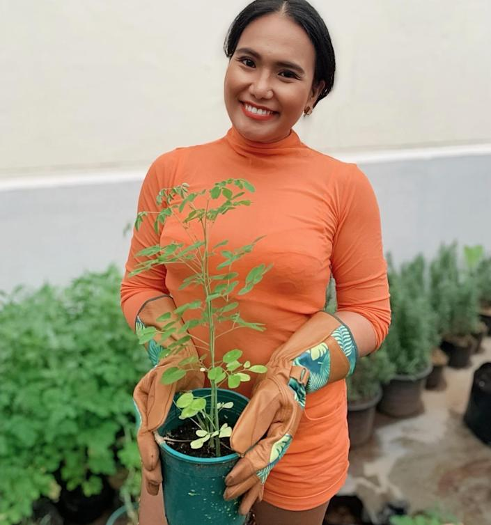 Cherrie Atilano from the Philippines, an honouree of 50 Next, a list of young people shaping the future of gastronomy. (Photo: 50 Next)
