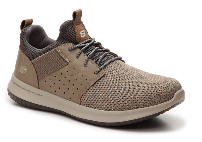 This lace-up features a padded collar and great traction. (Photo: DSW)