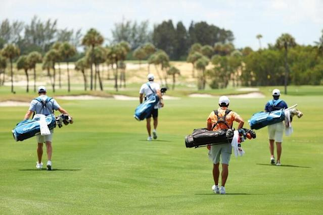 PGA: TaylorMade Driving Relieve Supported By UnitedHealth Group