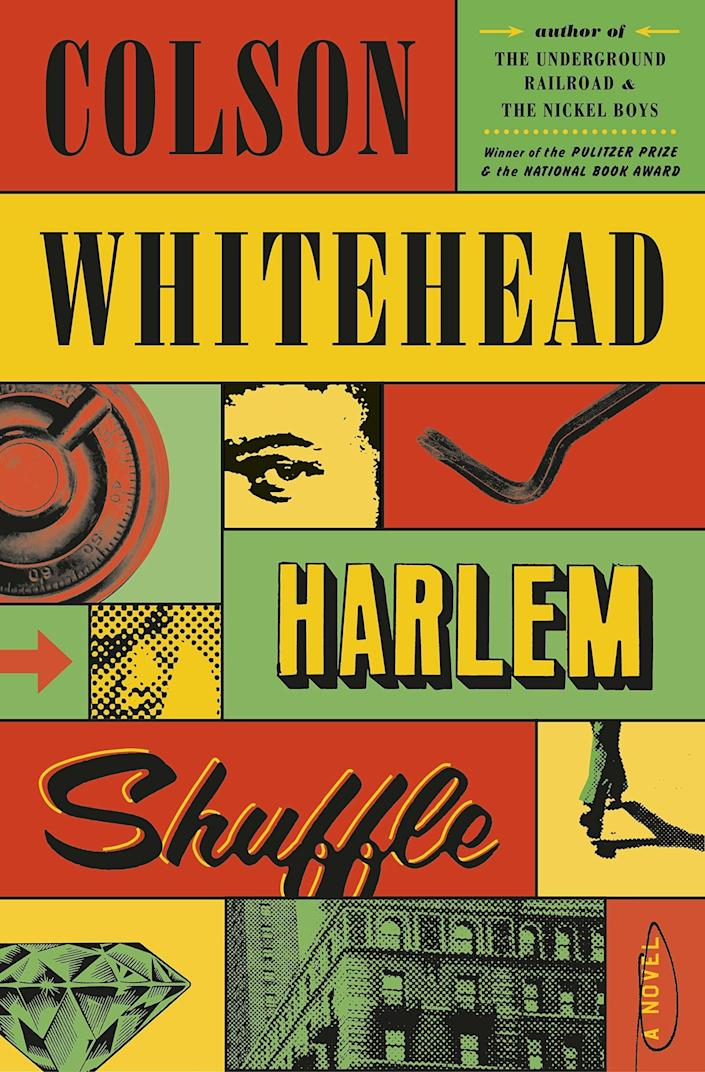 Genre: Historical FictionRelease date:September 14What it's about:In 1960s Harlem, we meet Ray Carney, a furniture salesman without a lot to his name besides a loving pregnant wife and a happy life. Few people know about his past, but as money gets tighter, the cracks in Ray's façade begin to widen. When he gets pulled into a heist that naturally goes wrong, Ray will suddenly have to navigate his past and present — can he avoid getting killed, collect his share of the loot,andkeep his clean-shaven reputation?Get it fromBookshop, Target, or from a local bookstore via Indiebound.
