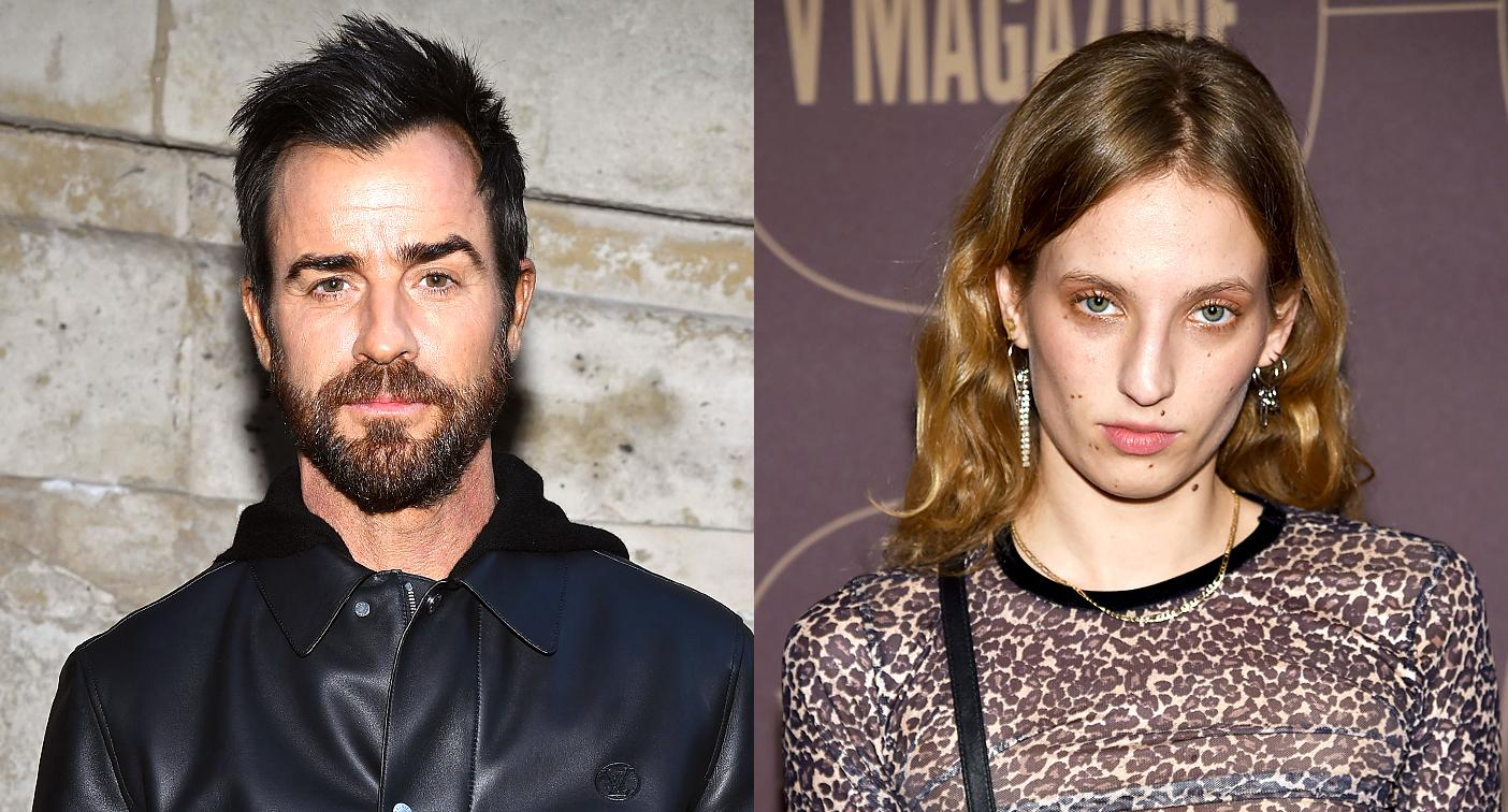 Justin Theroux and Petra Collins are both friends of Selena Gomez. (Photo: Getty Images)