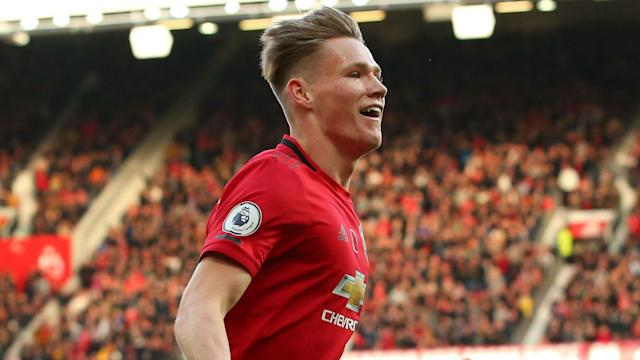 Manchester United are heading in the right direction according to Scott McTominay, who has challenged his team-mates to step up.