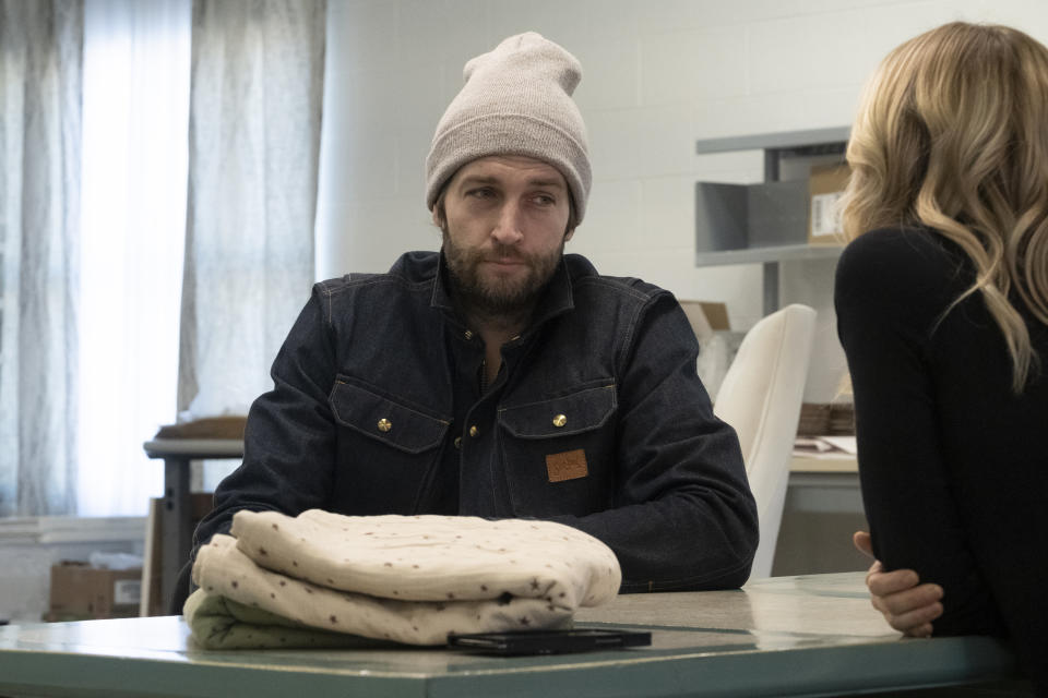 """Jay Cutler appears in an episode of """"Very Cavallari."""" (Photo by: Jake Giles Netter/E! Entertainment/NBCU Photo Bank/NBCUniversal via Getty Images)"""