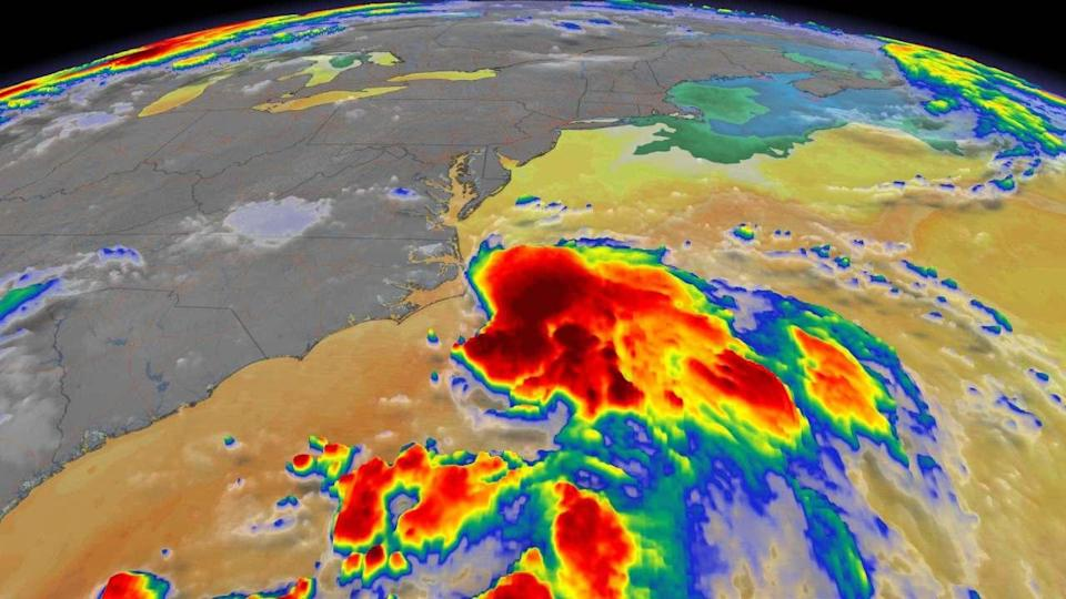 Strengthening tropical system may have limited Eastern Canada impacts