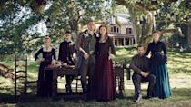 The fifth season of the time-travelling fantasy show – based on Diana Gabaldon's <em>The Fiery Cross</em> – aired weekly on Amazon Prime.