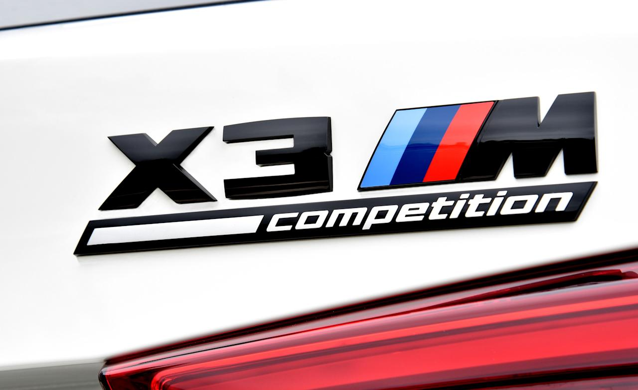 "<p>The 2020 BMW X3 M, and its short-roof counterpart, the X4 M, come with 473 horsepower as standard. And if a 473-hp SUV doesn't quite suite your fancy, then try the 503-hp competition versions. Read the full story <a href=""https://www.caranddriver.com/reviews/a28038639/2020-bmw-x3-m-drive/"" target=""_blank"">here</a>.</p>"