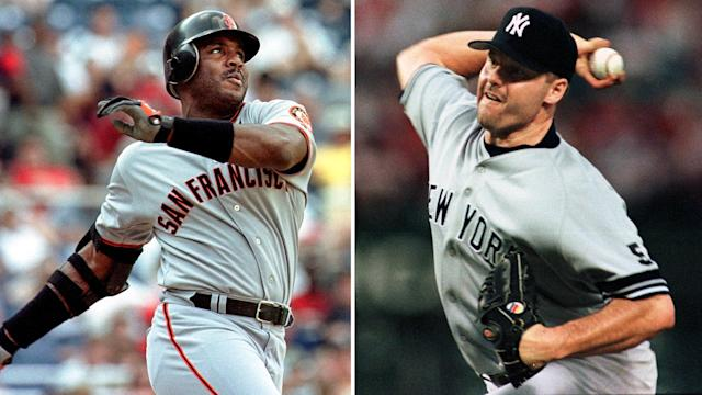 Barry Bonds and Roger Clemens were elected to *a* Hall of Fame on Wednesday. Just not the one they're hoping for. (AP)