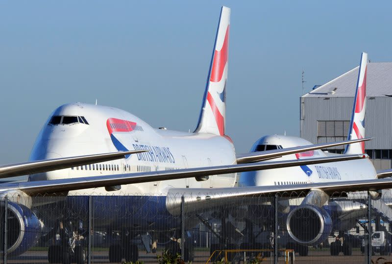British Airways to resume flights to Russia on August 2: Russian transport agency