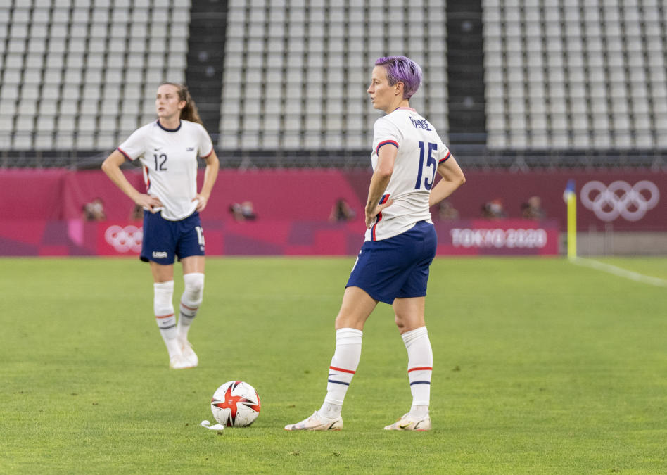 U.S. Soccer offers identical contracts to USMNT and USWNT