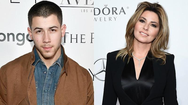 Nick Jonas & Shania Twain Release New Holiday Song 'Say All You Want For Christmas' -- Listen!
