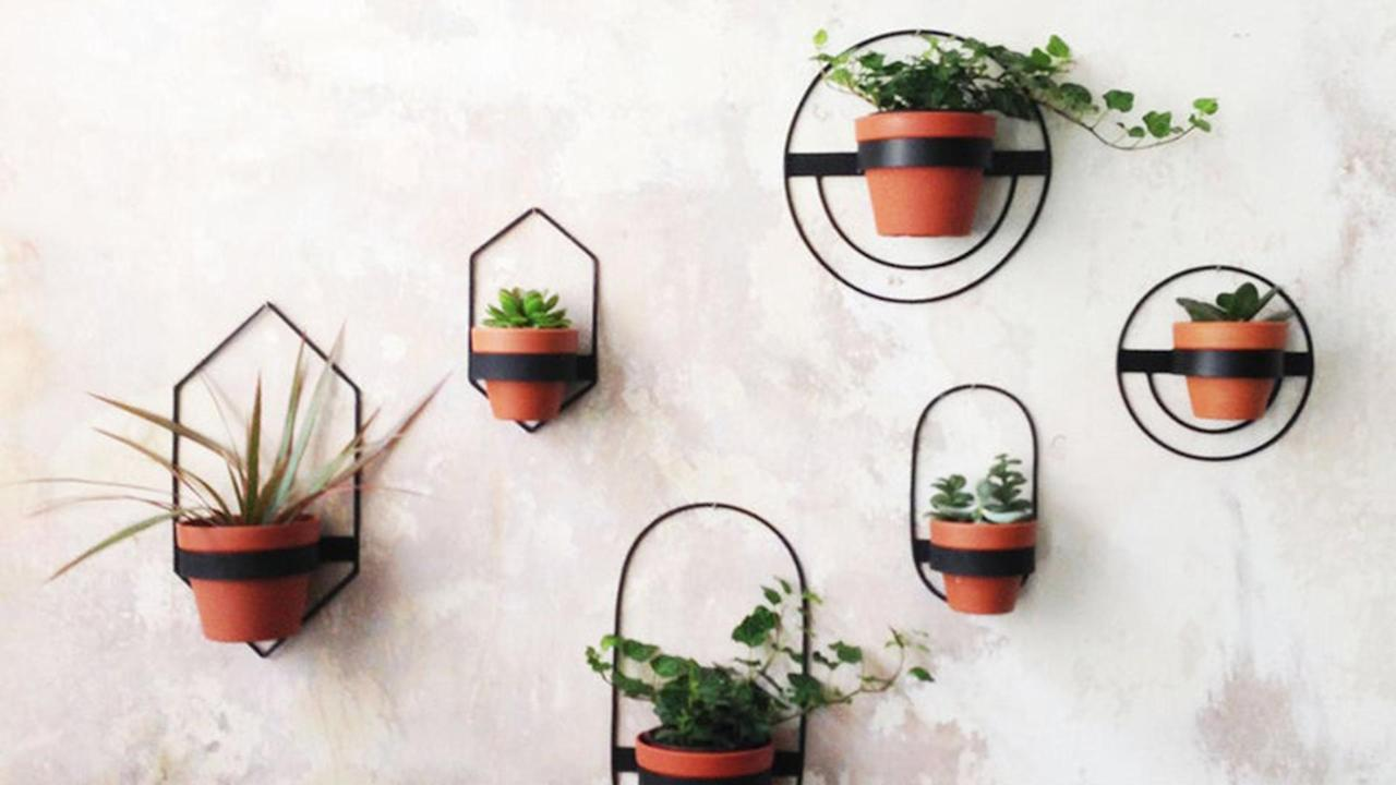 Etsy's Top 2020 Home Decor Trends Include Retro Art, Suspended Planters & More