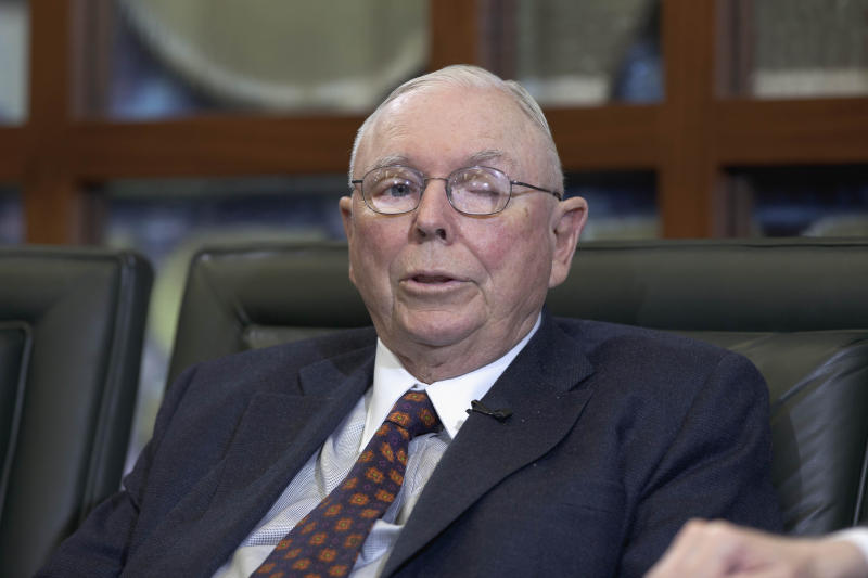 Munger gives largest gift in U. Mich. history